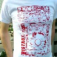 Schematic Men's Standard Tee wht tee w/red